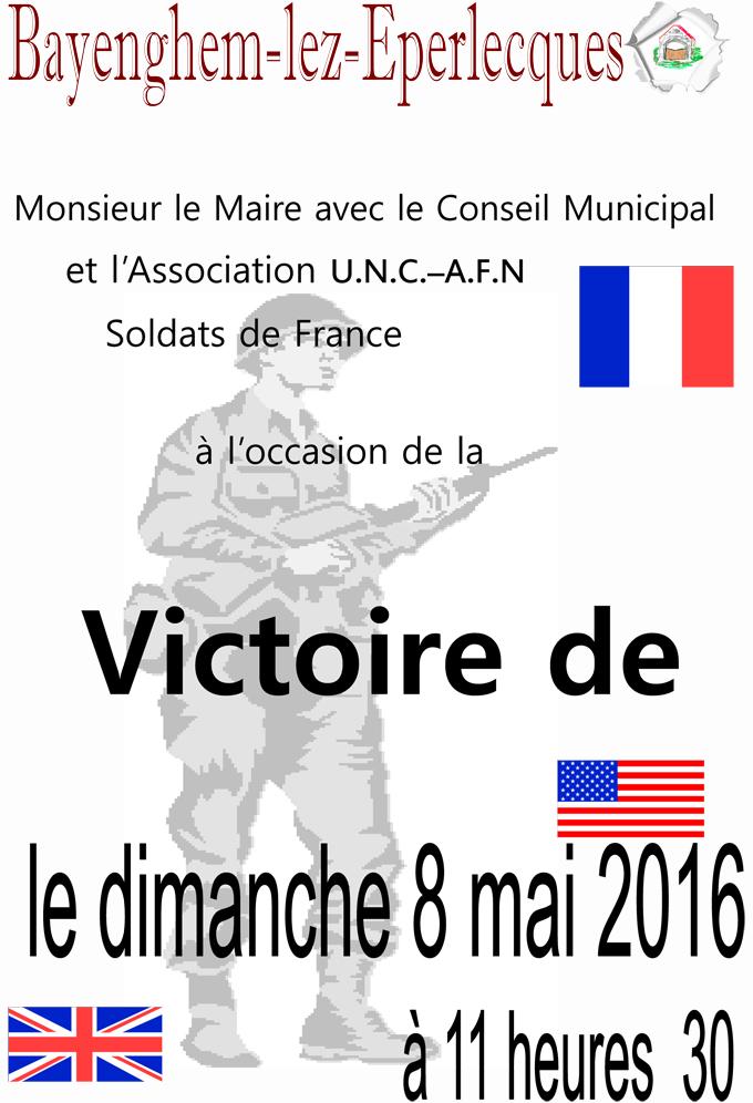 2008 victoire du 8 mai 1945