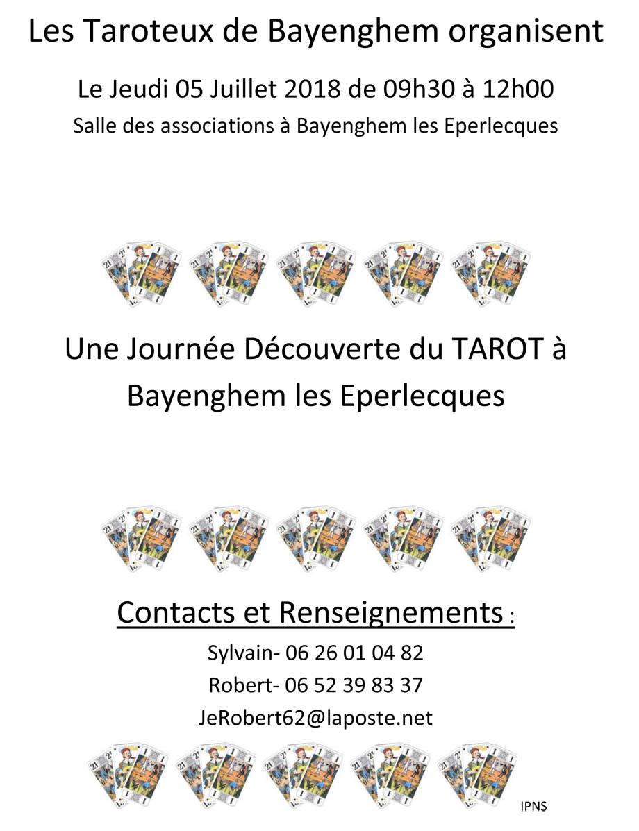 Affiche taroteux bayenghem