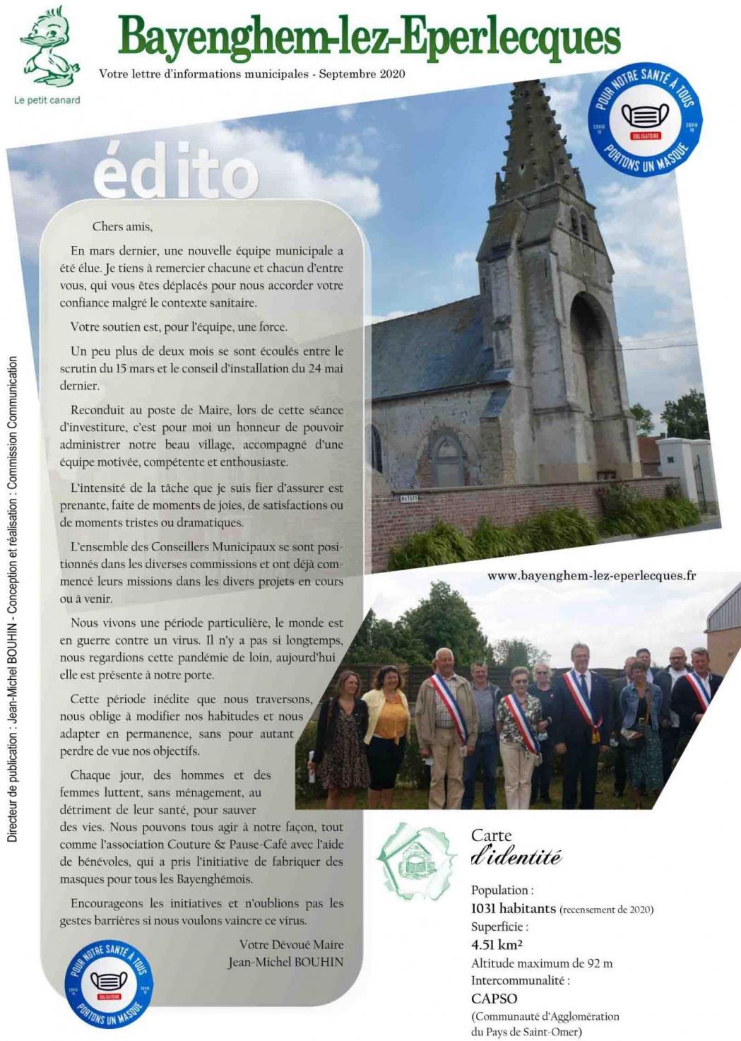 Bulletin sept 2020 1