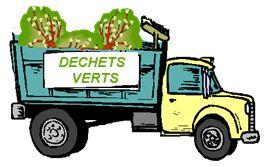 Camion dechets