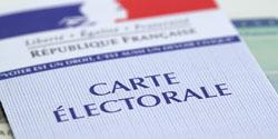 Carte electorale vignette