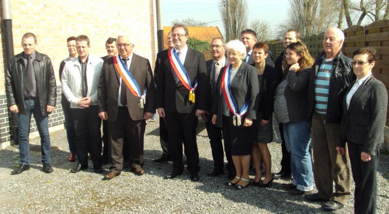 Conseil municipal 2014