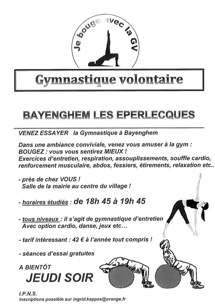 Gymnastique 1