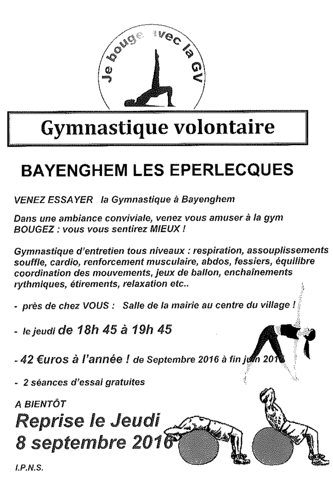 Gymnastique 2