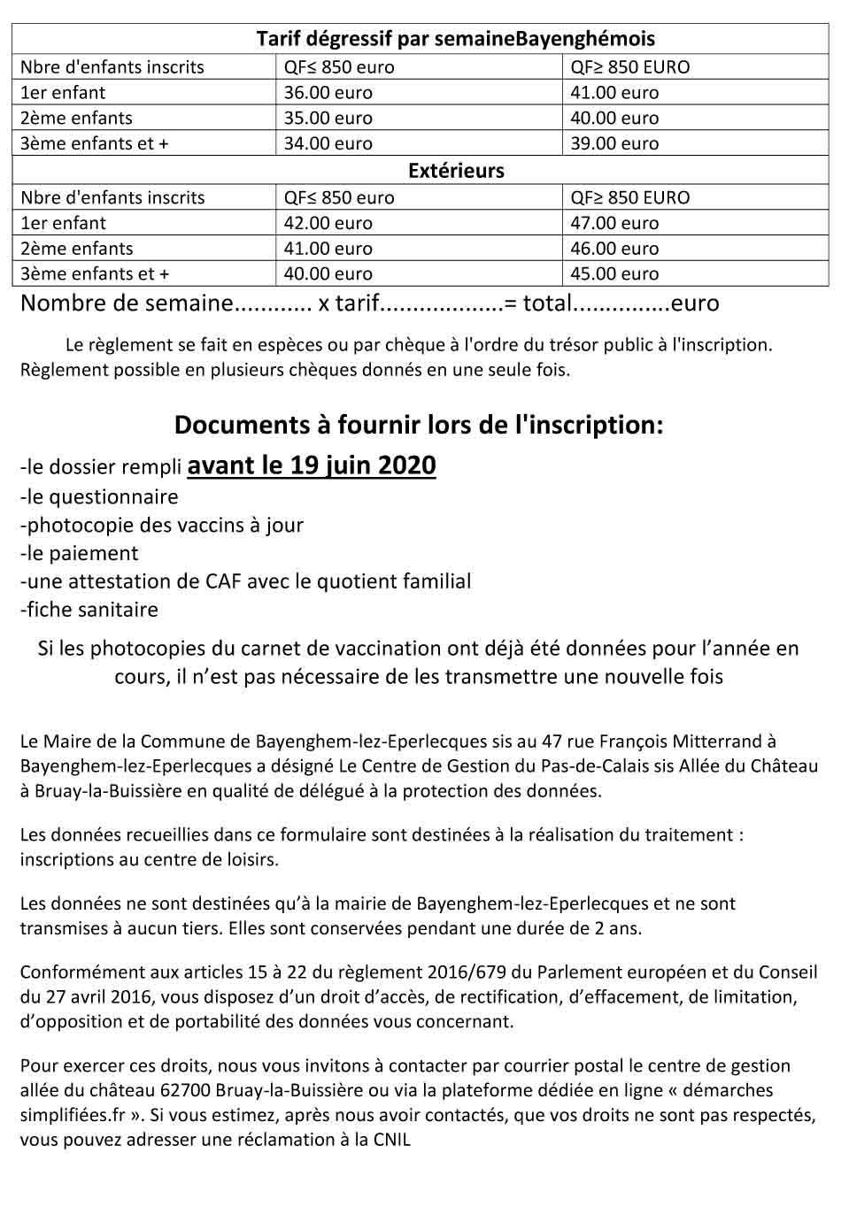 Inscriptions ete 2020 3