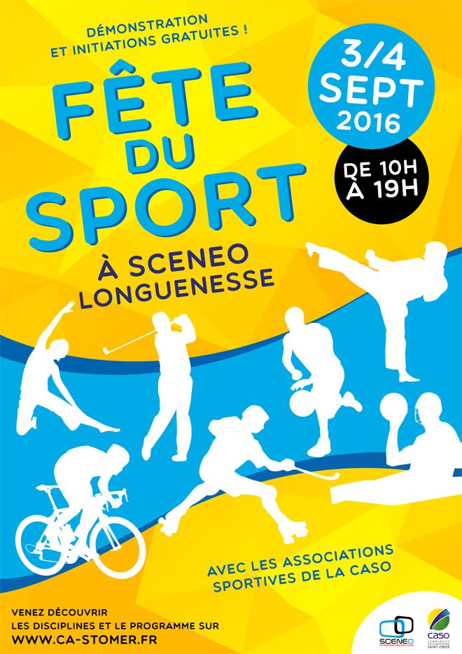 Lacleweb fete du sport 2016 sceneo