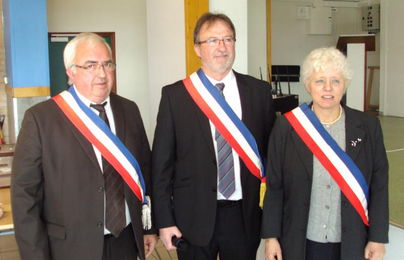 Maire adjoints